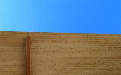 Rivestimento Tetto In Legno - coperture legno lamellare rivestimento tetto come