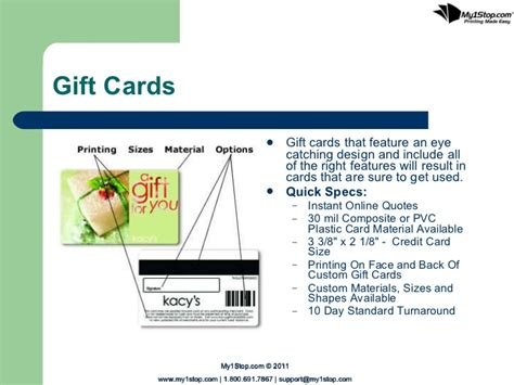 Types Of Gift Cards Sold At Stop And Shop - types of plastic cards