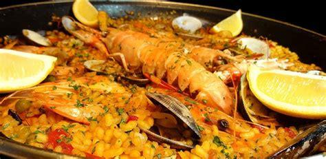 recetas de cocina paella de marisco receta paella de marisco mil recetas