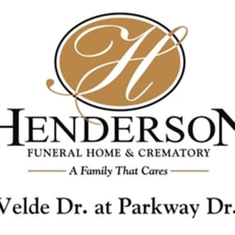 henderson funeral home and crematory funeral services