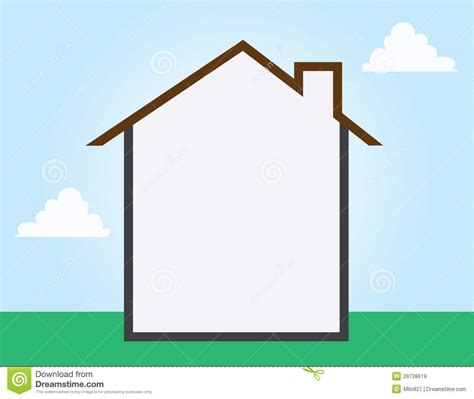 house image empty house clipart clipartsgram