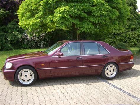 Autoscout Au by Les Mercedes W140 D Occasion Exceptionnelles 224 Vendre Sur