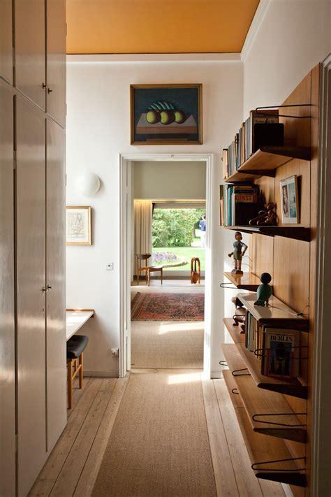 daring color ideas  steal   finn juhl house