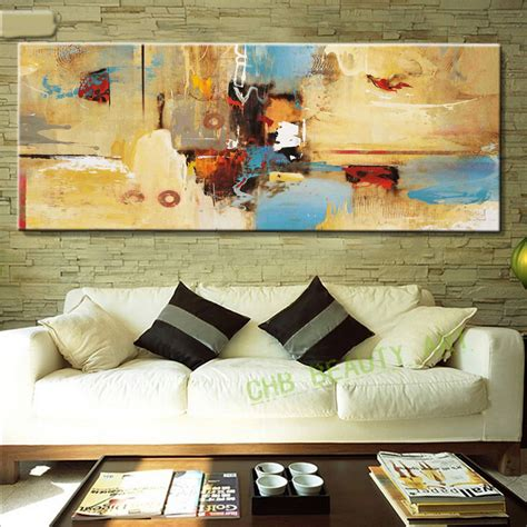 big paintings for living room nakicphotography large abstract painting art printed canvas painting home