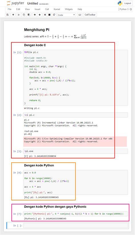 membuat web dengan python instalasi python lebih mudah dengan anaconda codepolitan com
