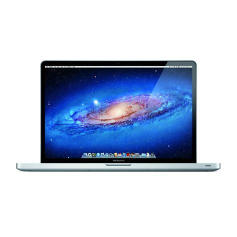 apple macbook pro mc725 refurbished 17 quot notebook ebay