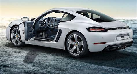 Porsche Exclusive by Porsche Exclusive S Enhancements For 718 Are Subtly Effective