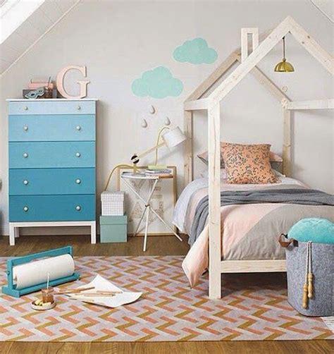 diy creative house bed  kids room home design