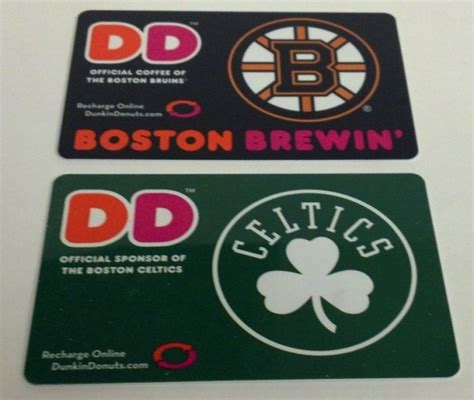 Dunkin Donuts Gift Card Value - dunkin donuts gift cards shop collectibles online daily