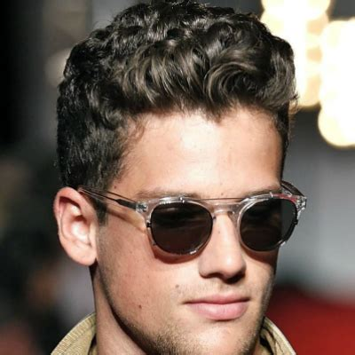 different types of mens quiffs the best haircut for your face shape the idle man