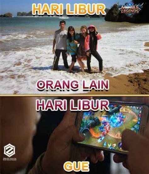 Meme Mobile - 12 meme mobile legend yang bikin anak game rela mantengin