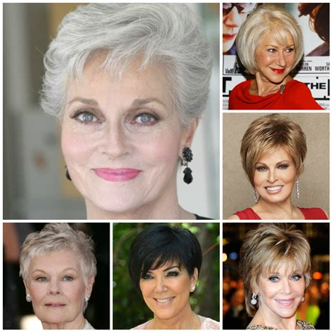 hairstyles  mature women  haircuts hairstyles