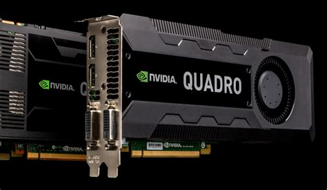 Nvidia Tesla Vs Quadro Graphics Showdown Nvidia Quadro Vs Amd Firepro