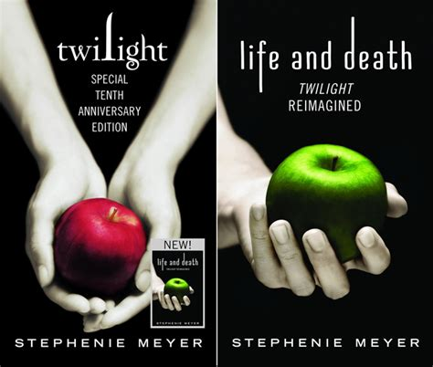 at twilight books twilight gets a gender in stephenie meyer s new book