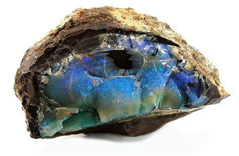 green opal rock opal