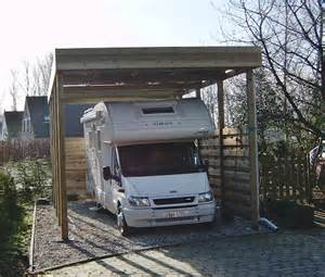 carports motorhome of caravan
