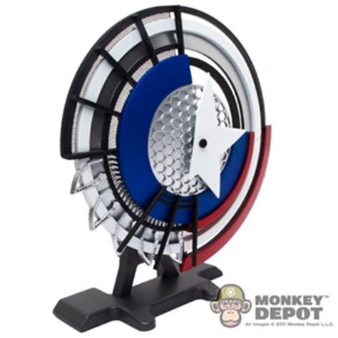 Toys Captain America Harness monkey depot display toys captain america shield