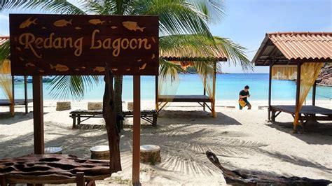 redang lagoon chalet penginapan   redang ala kampung