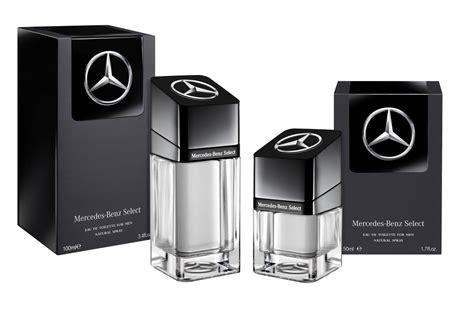 Parfum Mercedes mercedes select mercedes cologne a new