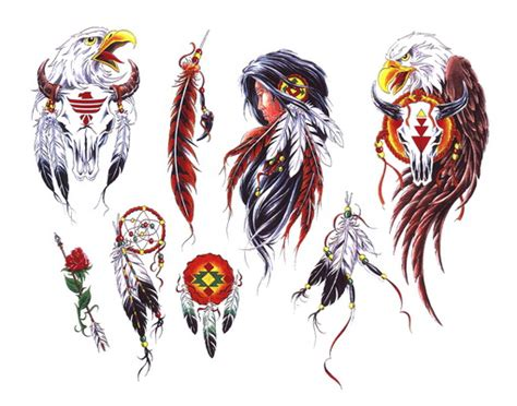yaqui tribal tattoos yaqui indian tattoos
