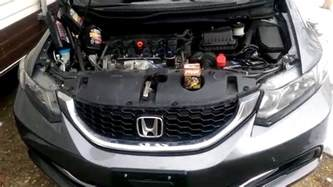 honda civic 2014 filter change