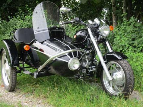 125ccm Motorrad Gespann by Panthera Beiwagen Gespann 125ccm Mit Garantie