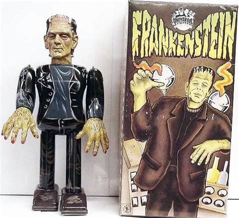 universal themes of frankenstein universal studios monsters robot house inc