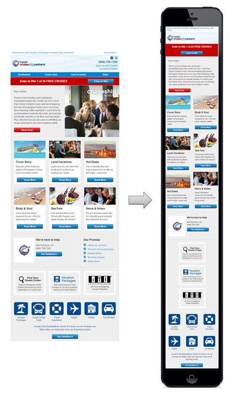 layout email responsive 17 best images about great responsive email exles on