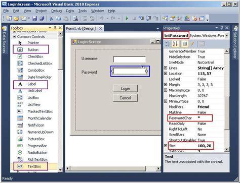 Tutorial Visual Basic Free Download   cool programs made vb todaysquad9i over blog com