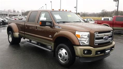 2011 ford f450 lariat 4wd used truck for sale in maryland f301575a youtube