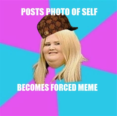 Scumbag Fat Girl Meme - fat girl meme origin image memes at relatably com