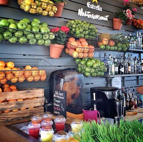 Nature S Detox Juice Bar Deli Grill Jamaica Ny 11435 by Fresh And Delicious La Guingueta Best Place