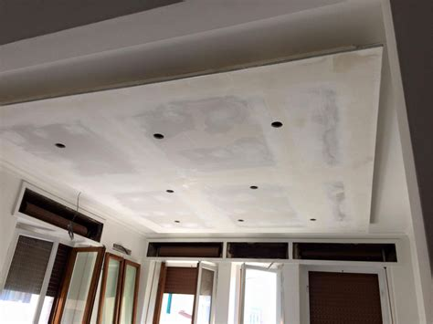 led per controsoffitto controsoffitti in cartongesso con strisce led