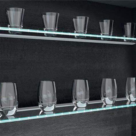 Led Light Shelf Glass by Cabinet Lighting Loox Led 12v 2021 Glass Edge Light
