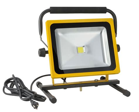 Portable Light Fixtures Led Portable Flood Lights And Lighting Ac And Dc
