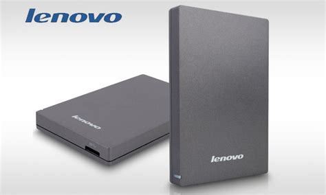 External Disk Lowyat Wts Genuine Lenovo F309 External Hdd 1tb Grey