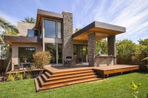 superb sips floor plans #6: balanced-contemporary-house-featuring