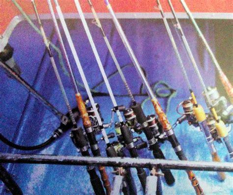 Joran Pancing Udang Galah Cara Jitu Memancing Udang Galah Bebeja