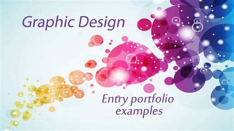 graphic design college entry portfolio exles images frompo