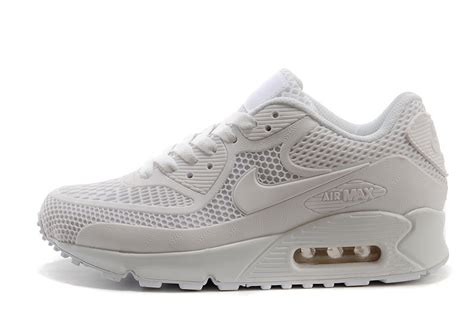 all white nike mens shoes nike air max 90 kpu all white mens womens athletic running