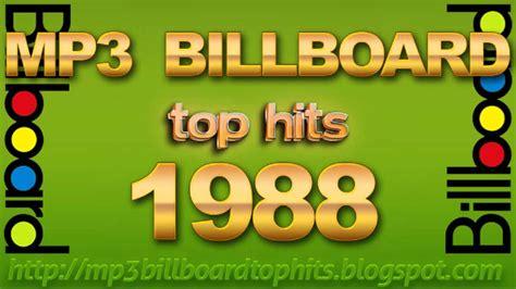 Billboard Top 100 December 1988
