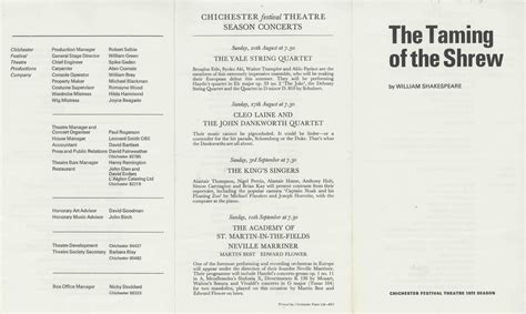 The Taming Of The Shrew 2 by Cast List The Taming Of The Shrew 1972 Pass It On