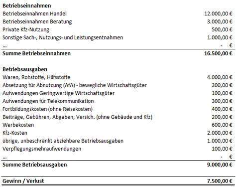 Rechnung Freiberufler Steuer Formlose Gewinnermittlung In Der E 220 R 187 Tunger
