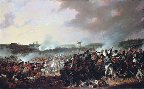 siege napoleon battle of waterloo