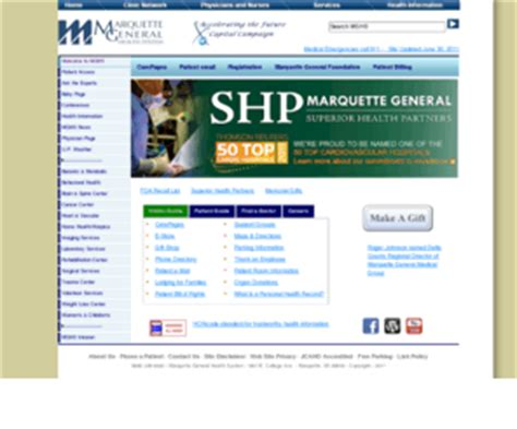 Marquette General Hospital Detox by Mgh Org Marquette General Health System Regional