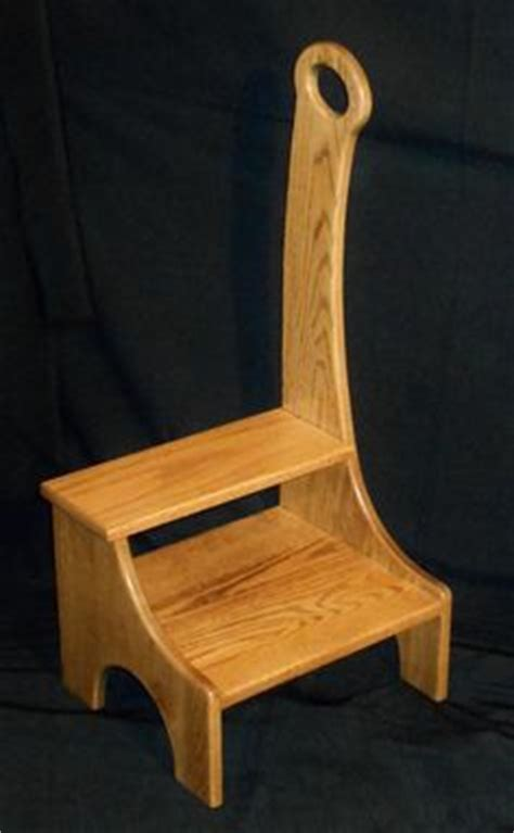 Shaker Step Stool With Handle by Furniture On Step Stools Kreg Jig And Pocket