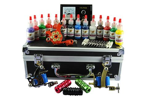tattoo equipment pictures tattoo kits and equipment how to purchase it carefully