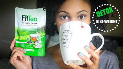 Fit Tea 28 Day Detox Results by 14 Day Detox Fit Tea Review