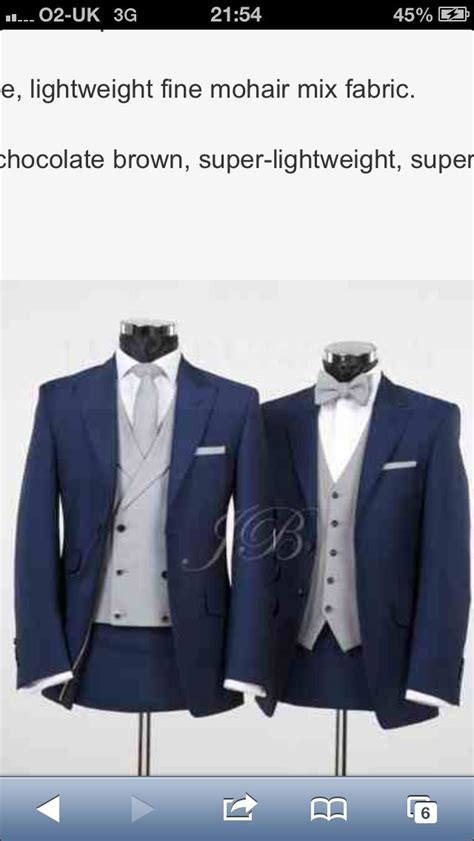 17 Best ideas about Navy Wedding Suits on Pinterest   Blue