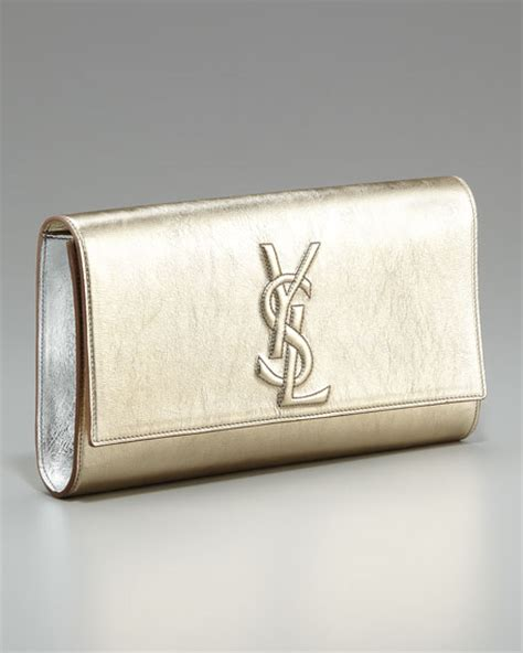 Ysl Minaudiere Satin Clutch by Yves Laurent Satin Clutch Ysl New Bag Collection
